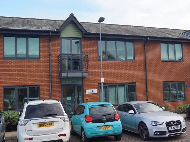 Unit 3 Saxton Parklands, Railton Road, Guildford, Surrey, GU2 9JX
